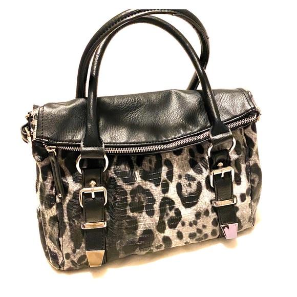 Apt. 9 Handbags - Apt 9 animal print vegan leather purse. NWOT.